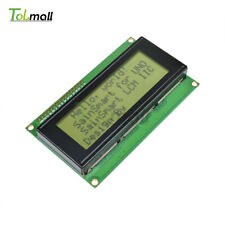 Arduino Raspberry pi ESP8266 Affichage LCD Jaune 2004 20X4 HD44780 AA016