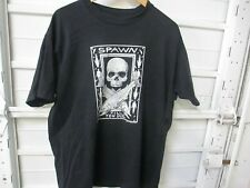 VTG 1987 Spawn Till You Die Band T Shirt Motley Crue Tagged Fruit of The Loom L