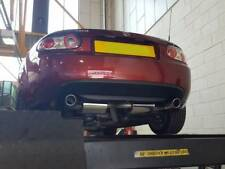 Mazda Mx5 Mk3 CYBOX Stainless Steel Cat Back System