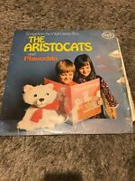 The Mike Sammes Singers-The Aristocats And Pinocchio LP.1971 MFP 1429.