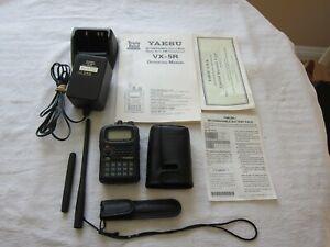 Yaesu VX-5R Triple Band Heavy Duty FM Transceiver