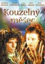 Kouzelny mesec (Das Zauberbuch) DVD Pal paper sleeve Czech fairy tale 1996