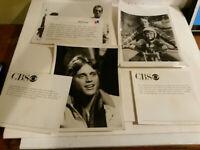 Heston James Woods Paper Chase McCloskey CBS NBC lot 3 TV show photo