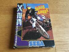 Moto Cross Championship für Sega 32X Mega Drive inkl. OVP + Anleitung