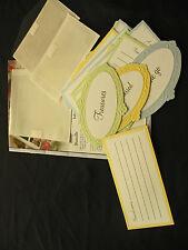 Creative Memories Baby Bundle of Journal Boxes Paper Tags Memorabilia Pockets