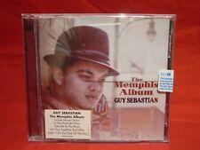 GUY SEBASTIAN - THE MEMPHIS ALBUM CD 2007 SEALED CONDITION