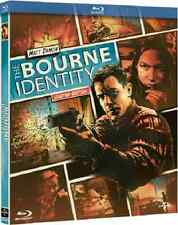 The Bourne Identity Comic Book + Slipcover Blu Ray