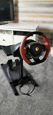 Thrustmaster Ferrari 458 sterling wheel for Xbox one