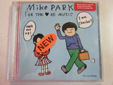 MIKE PARK FOR THE LOVE OF MUSIC 2003 DEBUT ACOUSTIC SOLO ALBUM SKANKIN' PICKLE S
