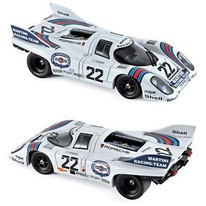 1/18 Norev Porsche 917K Winner France 24H 1971 Marko/Lenepp Livraison Domicile