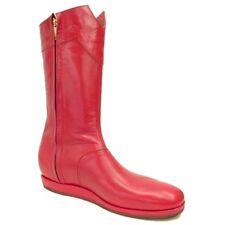 Superman Super Hero Genuine Leather Boots Men's size 11