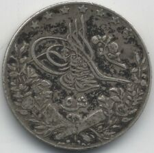 1910 Plata Egipto 5 Qirsh *** *** Coleccionistas