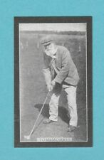 GOLF - F & J SMITH - CHAMPIONS OF SPORT - GOLFER -  TOM  MORRIS  - 2001  (REPRO)
