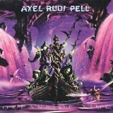 AXEL RUDI PELL - OCEANS OF TIME  CD 10 TRACKS HEAVY METAL / HARD ROCK  NEU