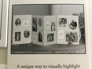 Memorial Picture Storyboard Funeral Display Death Hallmark Life To Remember New