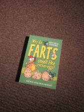 Why Do Farts Smell Like Rotten Eggs? By Mitchell Symons (children's book)