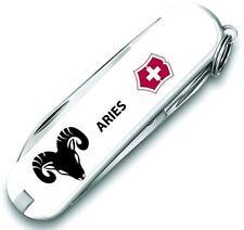 Victorinox Swiss Army Limited Edition Classic Zodiac Aries Multi tool 55085.ARI