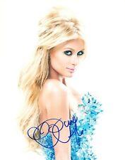 Paris Hilton Autographed Signed 8x10 Photo REPRINT