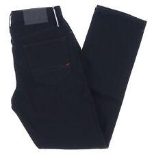 Tommy Hilfiger Pantalones Vaqueros Para Hombres Mezclilla Straight Fit Nuevo