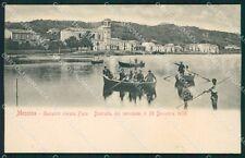 Messina Ganzirri cartolina XB3565