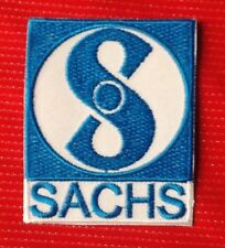 SASHS ENGINE MOPED MOTORCYCLE HERCULES BIKE BIKER  BADGE IRON SEW ON PATCH
