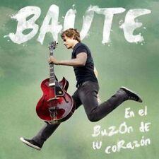 CARLOS BAUTE - EN EL BUZON DE TU CORAZON [CD]