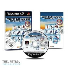 RTL Winter Sports 2009 für Playstation2 | PS2 | in OVP + Anleitung | sehr gut