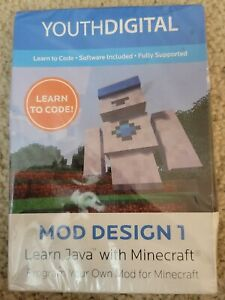 Mod Design 1 Learn to Code in Java with Minecraft PC Mac Youthdigital Digital