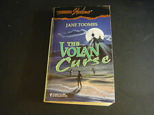 Silhouette Shadows: The Volan Curse by Jane Toombs (1994, Paperback)