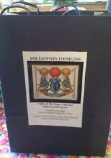 Cross stitch Kit - Millennia Designs - VALLEY OF THE KINGS 'Baboons & Scarab'NEW