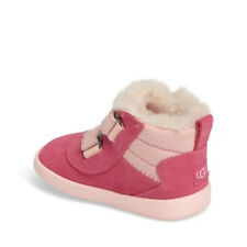 UGG Pritchard Genuine Shearling Lined Baby Bootie NEW Size 0-1