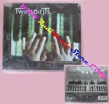 CD TWINSPIRITS The Music That Will Heal The World SIGILLATO no lp mc dvd (CS53)