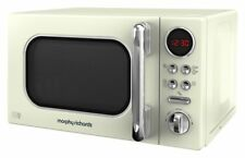 Morphy Richards Accents 20L 800w Standard Microwave - Cream - 511501