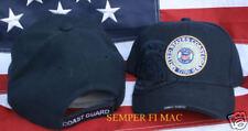 Us Coast Guard Hat Uscg Veteran Cap Wowcg Pin Up Vet Promotion Retirement Gift