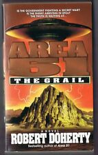 Area 51 The Grail by ROBERT DOHERTY-UFO'S Flying Saucers ALIENS Holy