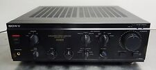 vintage hifi amp - Sony TA-F 550ES twin drive Integrated Stereo Amplifier 1990er
