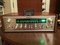STR-6055 LED LAMP KIT/STR-7045(GREEN & WHITE)DIAL Sony /STR-6120 STR-6065 6050