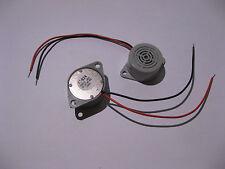 QTY 2 PUI Projects Unlimited Audio AI-624 BUZZER SIGNALER 400Hz 24VDC - NOS