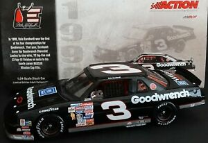Dale Earnhardt, Sr. #3 GMGW 1/24 Action 1990 CHAMPIONSHIP Chevrolet Lumina