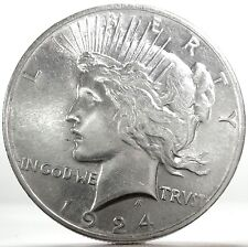 United States-USA (PEACE $ Dollar) 1924