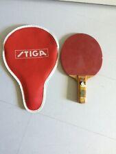 STIGA Stellan Bengtsson backside Top spin table tennis racket