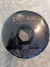 Lord of the Rings T-Shirt Black Label Games 2002