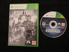 XBOX 360 : STAR TREK - Completo !