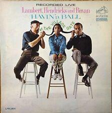 Lambert, Hendricks and Bavan-Havin' A Ball-RCA 2891-MONO