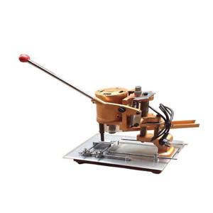 V0 220V Electric Paper Hole Drilling Punch Machine Calendar Stationery Puncher