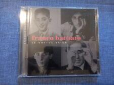 FRANCO BATTIATO - LE NOSTRE ANIME. DOPPIO CD