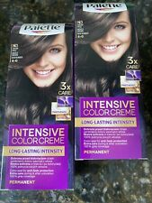 2x Schwarzkopf Palette Intensive Color Creme 4-0 (N3) Middle Brown
