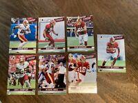 2019 Washington Redskins 7 Card Lot | PANINI PRESTIGE | TEAM SET MINT! No dupes