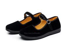 Kung Fu Martial Arts Tai Chi  Shaolin Ninja Women's Cloth Shoes Slipper Sneakers