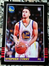 STEPHEN CURRY 2009 Rookie Card RC 1985 Style Warriors 3x Champs 2x MVP